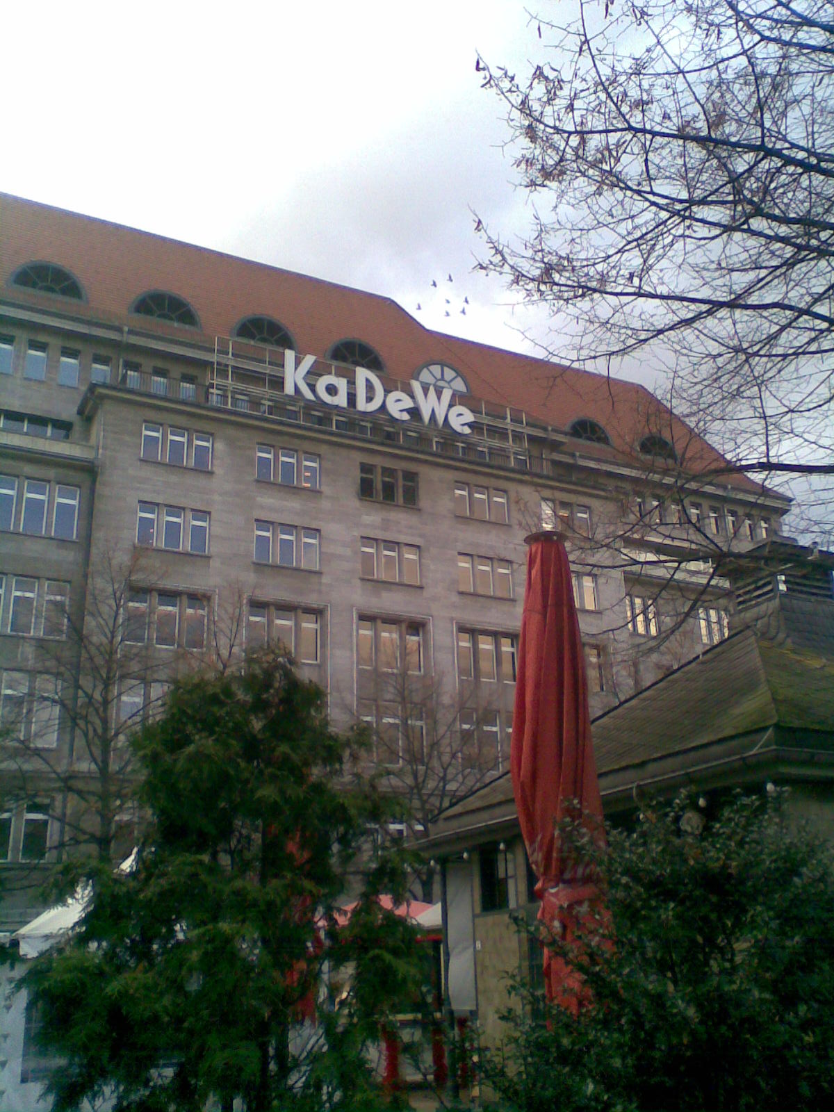 4e9e4ef7243df6 Berlin s most famous trademark department store is KaDeWe (Kaufhaus des  Westens) – or department store of the West. It is Berlin s shopping  paradise